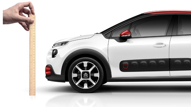 Dimension de la nouvelle Citroen C3