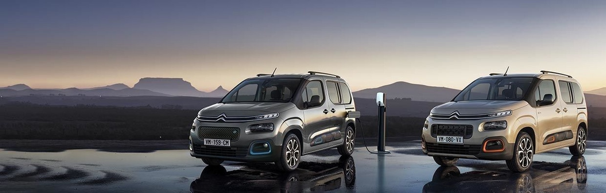 New CITROËN BERLINGO & NEW CITROËN Ë-BERLINGO 100% ËLECTRIC