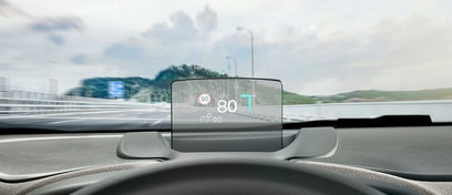 SUV C3 Aircross BUSINESS HEAD-UP DISPLAY