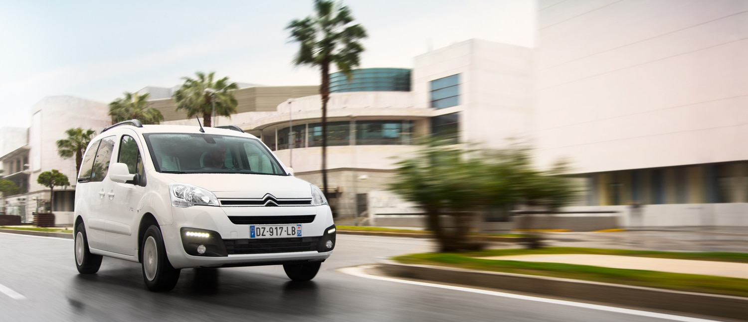 RIJCOMFORT Citroën E-Berlingo Multispace