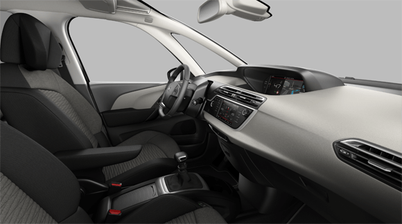 Interieur sfeer Citroën Grand C4 SpaceTourer