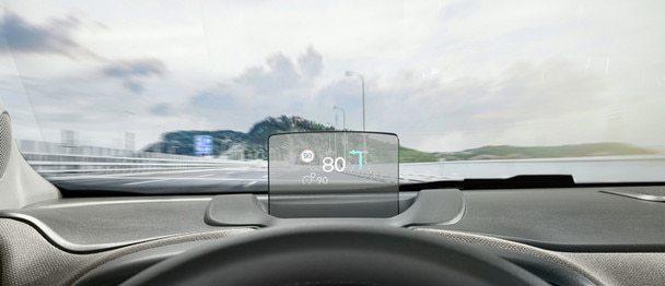 HEAD-UP DISPLAY CITROËN SUV C3 Aircross